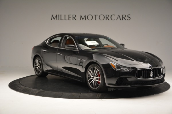 New 2017 Maserati Ghibli SQ4 S Q4 for sale Sold at Bentley Greenwich in Greenwich CT 06830 11