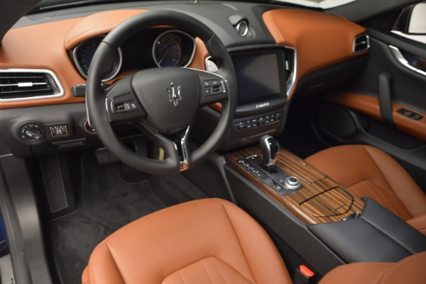 New 2017 Maserati Ghibli SQ4 S Q4 for sale Sold at Bentley Greenwich in Greenwich CT 06830 13