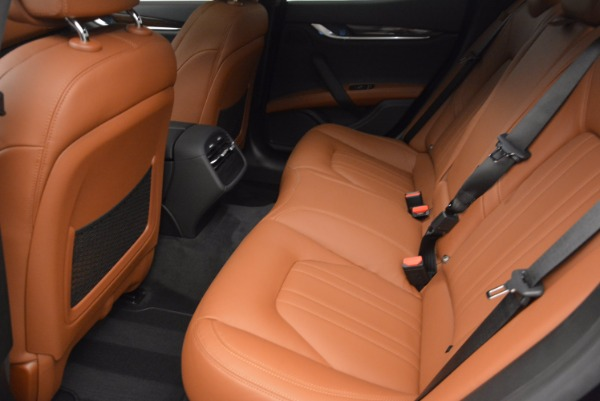 New 2017 Maserati Ghibli SQ4 S Q4 for sale Sold at Bentley Greenwich in Greenwich CT 06830 17