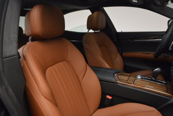 New 2017 Maserati Ghibli SQ4 S Q4 for sale Sold at Bentley Greenwich in Greenwich CT 06830 21