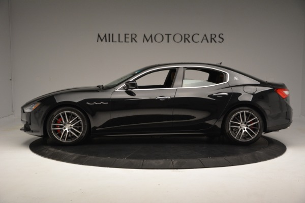 New 2017 Maserati Ghibli SQ4 S Q4 for sale Sold at Bentley Greenwich in Greenwich CT 06830 3