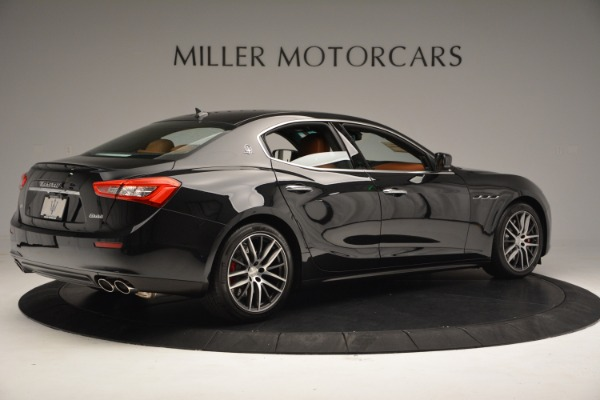 New 2017 Maserati Ghibli SQ4 S Q4 for sale Sold at Bentley Greenwich in Greenwich CT 06830 8
