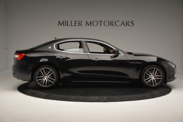 New 2017 Maserati Ghibli SQ4 S Q4 for sale Sold at Bentley Greenwich in Greenwich CT 06830 9