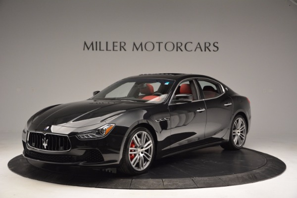 New 2017 Maserati Ghibli SQ4 for sale Sold at Bentley Greenwich in Greenwich CT 06830 15