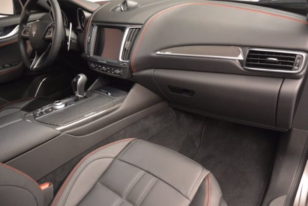 New 2017 Maserati Levante S for sale Sold at Bentley Greenwich in Greenwich CT 06830 21