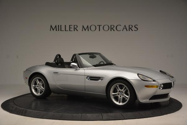 Used 2000 BMW Z8 for sale Sold at Bentley Greenwich in Greenwich CT 06830 10