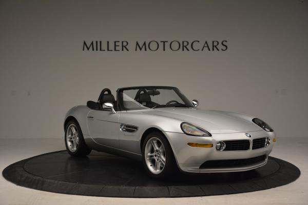 Used 2000 BMW Z8 for sale Sold at Bentley Greenwich in Greenwich CT 06830 11