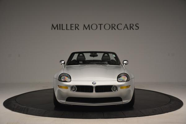 Used 2000 BMW Z8 for sale Sold at Bentley Greenwich in Greenwich CT 06830 12
