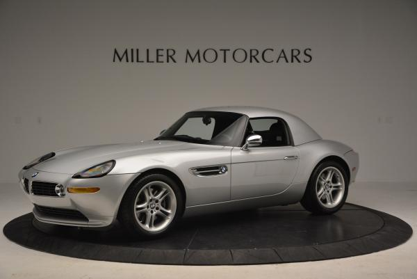 Used 2000 BMW Z8 for sale Sold at Bentley Greenwich in Greenwich CT 06830 14