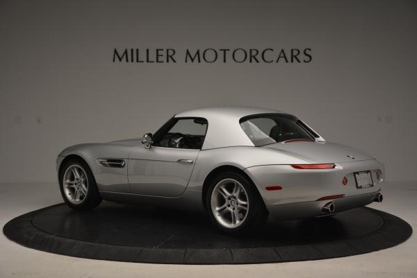 Used 2000 BMW Z8 for sale Sold at Bentley Greenwich in Greenwich CT 06830 16