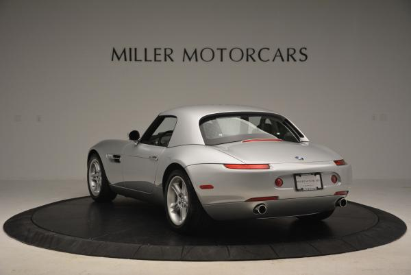 Used 2000 BMW Z8 for sale Sold at Bentley Greenwich in Greenwich CT 06830 17