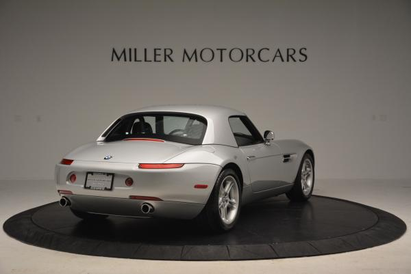 Used 2000 BMW Z8 for sale Sold at Bentley Greenwich in Greenwich CT 06830 19