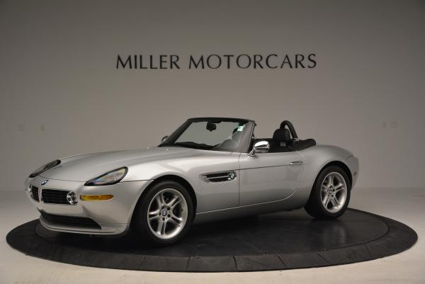 Used 2000 BMW Z8 for sale Sold at Bentley Greenwich in Greenwich CT 06830 2