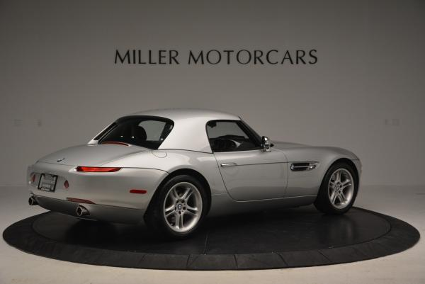 Used 2000 BMW Z8 for sale Sold at Bentley Greenwich in Greenwich CT 06830 20