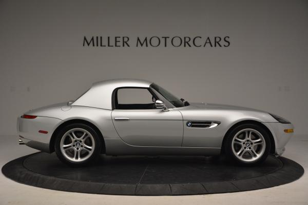 Used 2000 BMW Z8 for sale Sold at Bentley Greenwich in Greenwich CT 06830 21