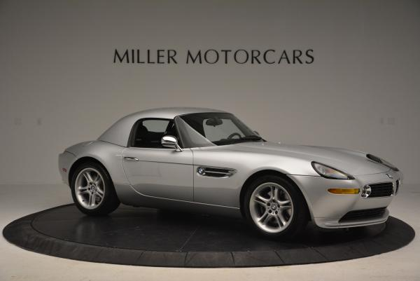 Used 2000 BMW Z8 for sale $177,900 at Bentley Greenwich in Greenwich CT 06830 22