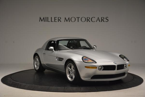 Used 2000 BMW Z8 for sale Sold at Bentley Greenwich in Greenwich CT 06830 23