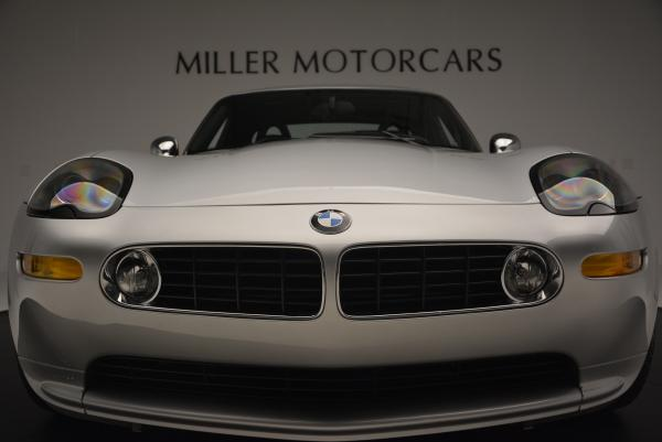Used 2000 BMW Z8 for sale Sold at Bentley Greenwich in Greenwich CT 06830 25