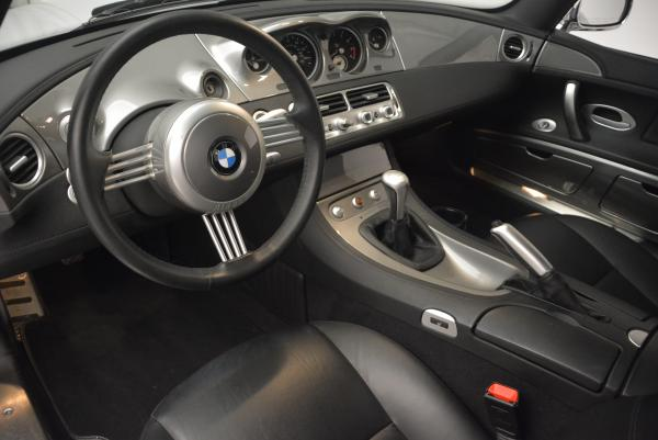 Used 2000 BMW Z8 for sale Sold at Bentley Greenwich in Greenwich CT 06830 28