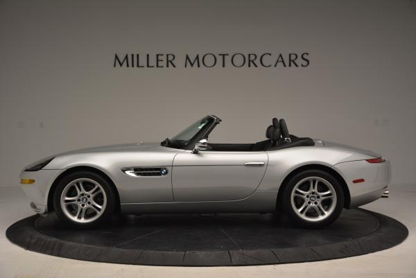 Used 2000 BMW Z8 for sale Sold at Bentley Greenwich in Greenwich CT 06830 3