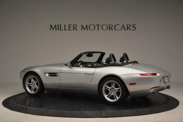 Used 2000 BMW Z8 for sale Sold at Bentley Greenwich in Greenwich CT 06830 4
