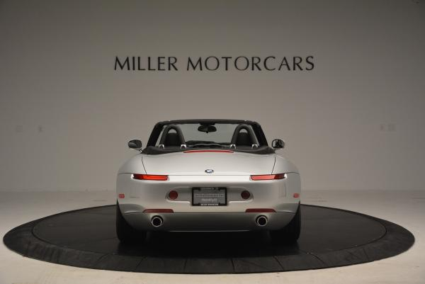 Used 2000 BMW Z8 for sale Sold at Bentley Greenwich in Greenwich CT 06830 6