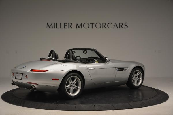 Used 2000 BMW Z8 for sale Sold at Bentley Greenwich in Greenwich CT 06830 8