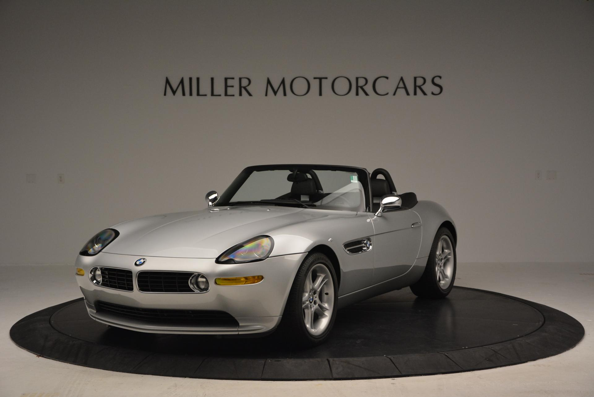 Used 2000 BMW Z8 for sale $177,900 at Bentley Greenwich in Greenwich CT 06830 1