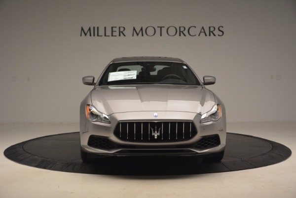 New 2017 Maserati Quattroporte SQ4 for sale Sold at Bentley Greenwich in Greenwich CT 06830 12