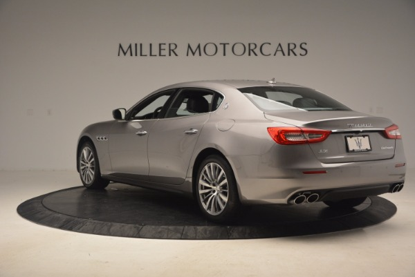 New 2017 Maserati Quattroporte SQ4 for sale Sold at Bentley Greenwich in Greenwich CT 06830 5