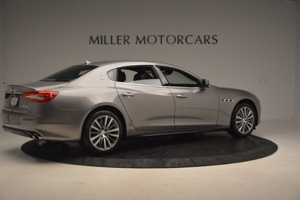 New 2017 Maserati Quattroporte SQ4 for sale Sold at Bentley Greenwich in Greenwich CT 06830 8