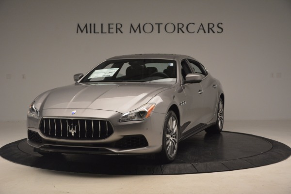 New 2017 Maserati Quattroporte SQ4 for sale Sold at Bentley Greenwich in Greenwich CT 06830 1