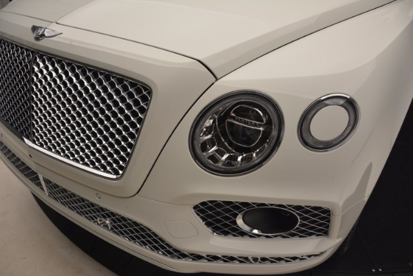 Used 2017 Bentley Bentayga for sale Sold at Bentley Greenwich in Greenwich CT 06830 14