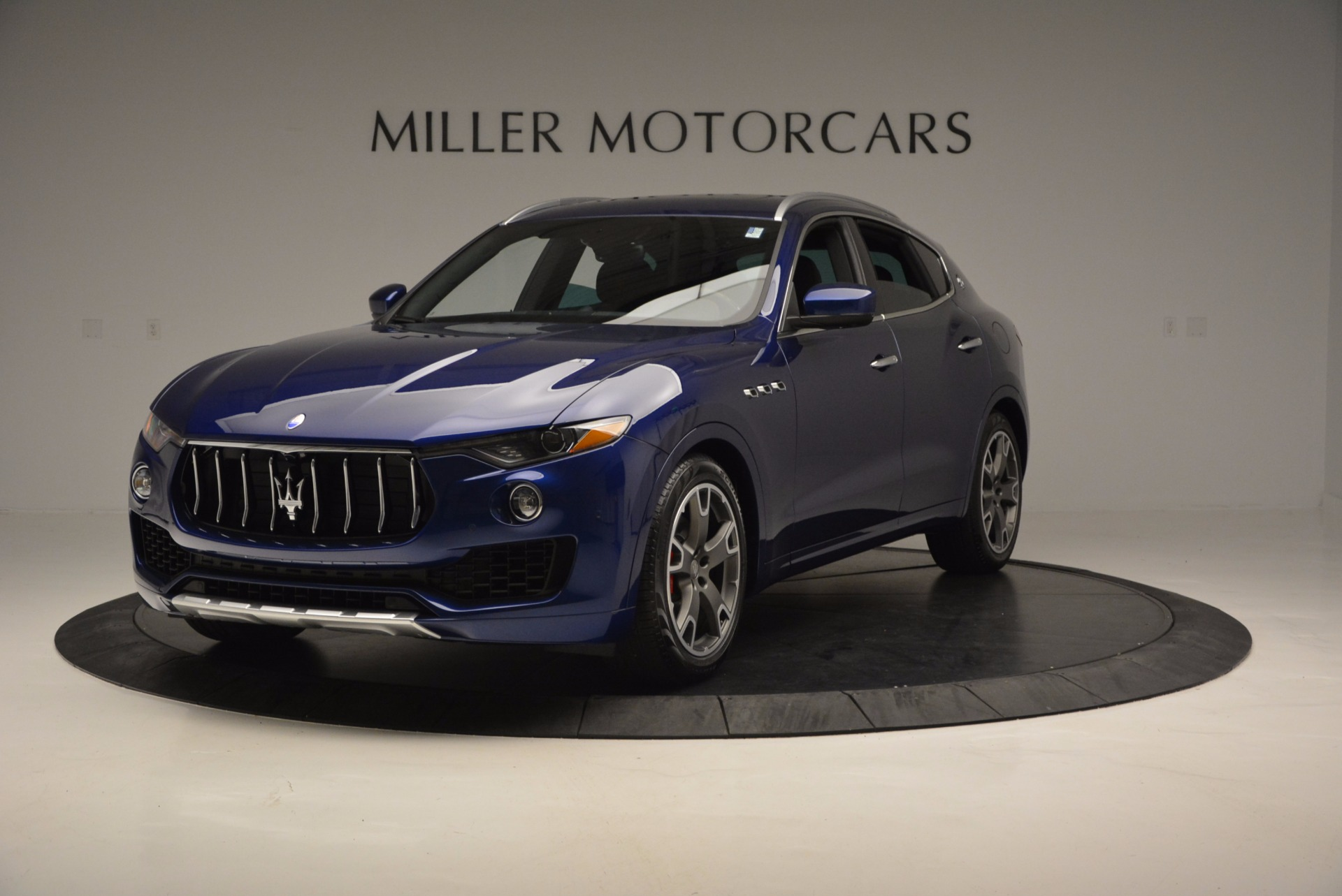 New 2017 Maserati Levante S for sale Sold at Bentley Greenwich in Greenwich CT 06830 1