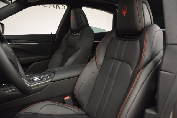 New 2017 Maserati Levante S Q4 for sale Sold at Bentley Greenwich in Greenwich CT 06830 17
