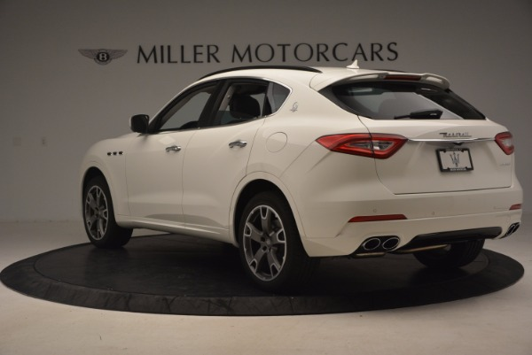 New 2017 Maserati Levante S Q4 for sale Sold at Bentley Greenwich in Greenwich CT 06830 5
