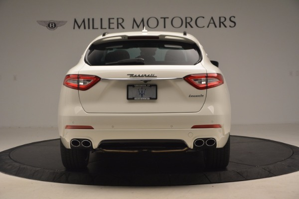 New 2017 Maserati Levante S Q4 for sale Sold at Bentley Greenwich in Greenwich CT 06830 6