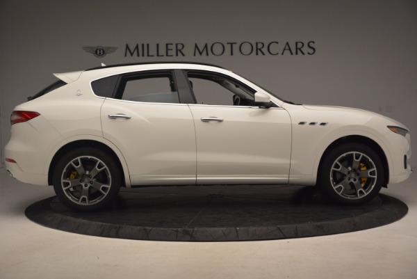 New 2017 Maserati Levante S Q4 for sale Sold at Bentley Greenwich in Greenwich CT 06830 9