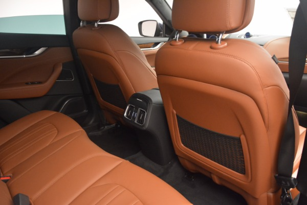 New 2017 Maserati Levante for sale Sold at Bentley Greenwich in Greenwich CT 06830 22