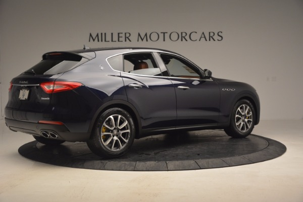 New 2017 Maserati Levante for sale Sold at Bentley Greenwich in Greenwich CT 06830 8