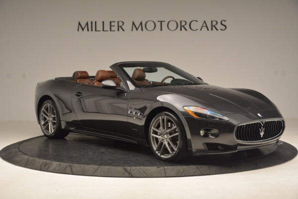 Used 2012 Maserati GranTurismo Sport for sale Sold at Bentley Greenwich in Greenwich CT 06830 11