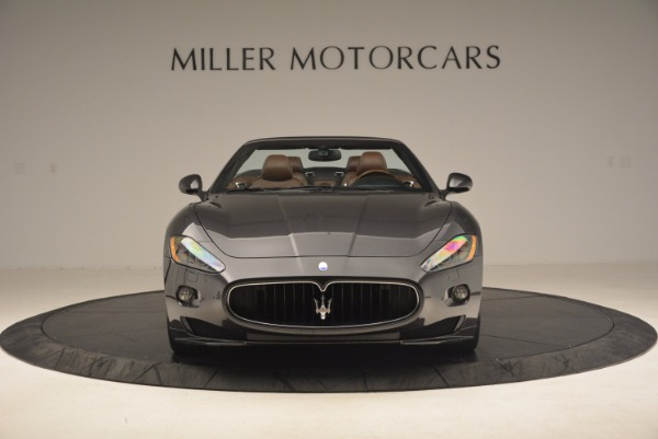 Used 2012 Maserati GranTurismo Sport for sale Sold at Bentley Greenwich in Greenwich CT 06830 12
