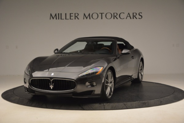 Used 2012 Maserati GranTurismo Sport for sale Sold at Bentley Greenwich in Greenwich CT 06830 13