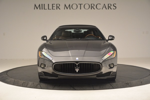 Used 2012 Maserati GranTurismo Sport for sale Sold at Bentley Greenwich in Greenwich CT 06830 19