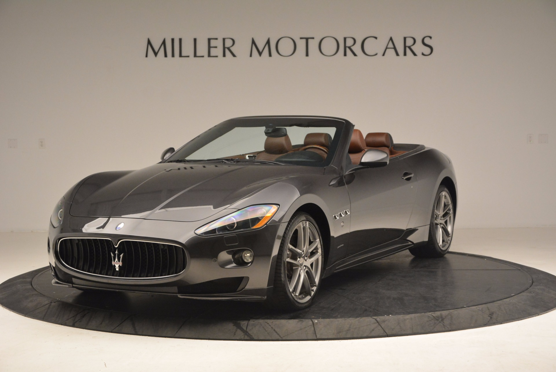 Used 2012 Maserati GranTurismo Sport for sale Sold at Bentley Greenwich in Greenwich CT 06830 1