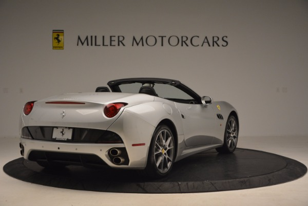 Used 2012 Ferrari California for sale Sold at Bentley Greenwich in Greenwich CT 06830 7