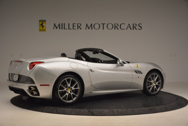 Used 2012 Ferrari California for sale Sold at Bentley Greenwich in Greenwich CT 06830 8
