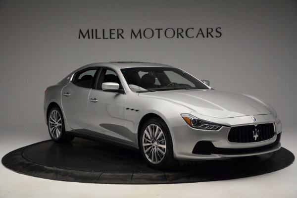 Used 2014 Maserati Ghibli for sale Sold at Bentley Greenwich in Greenwich CT 06830 10