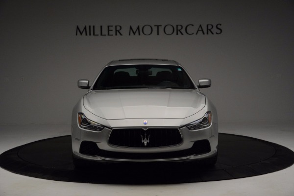 Used 2014 Maserati Ghibli for sale Sold at Bentley Greenwich in Greenwich CT 06830 11