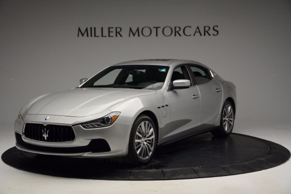 Used 2014 Maserati Ghibli for sale Sold at Bentley Greenwich in Greenwich CT 06830 12
